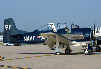 N555PF - Private North American T-28B Trojan