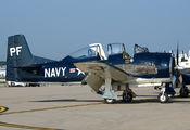 N555PF - Private North American T-28B Trojan aircraft