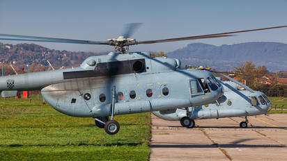 254 - Croatia - Air Force Mil Mi-8MTV-1