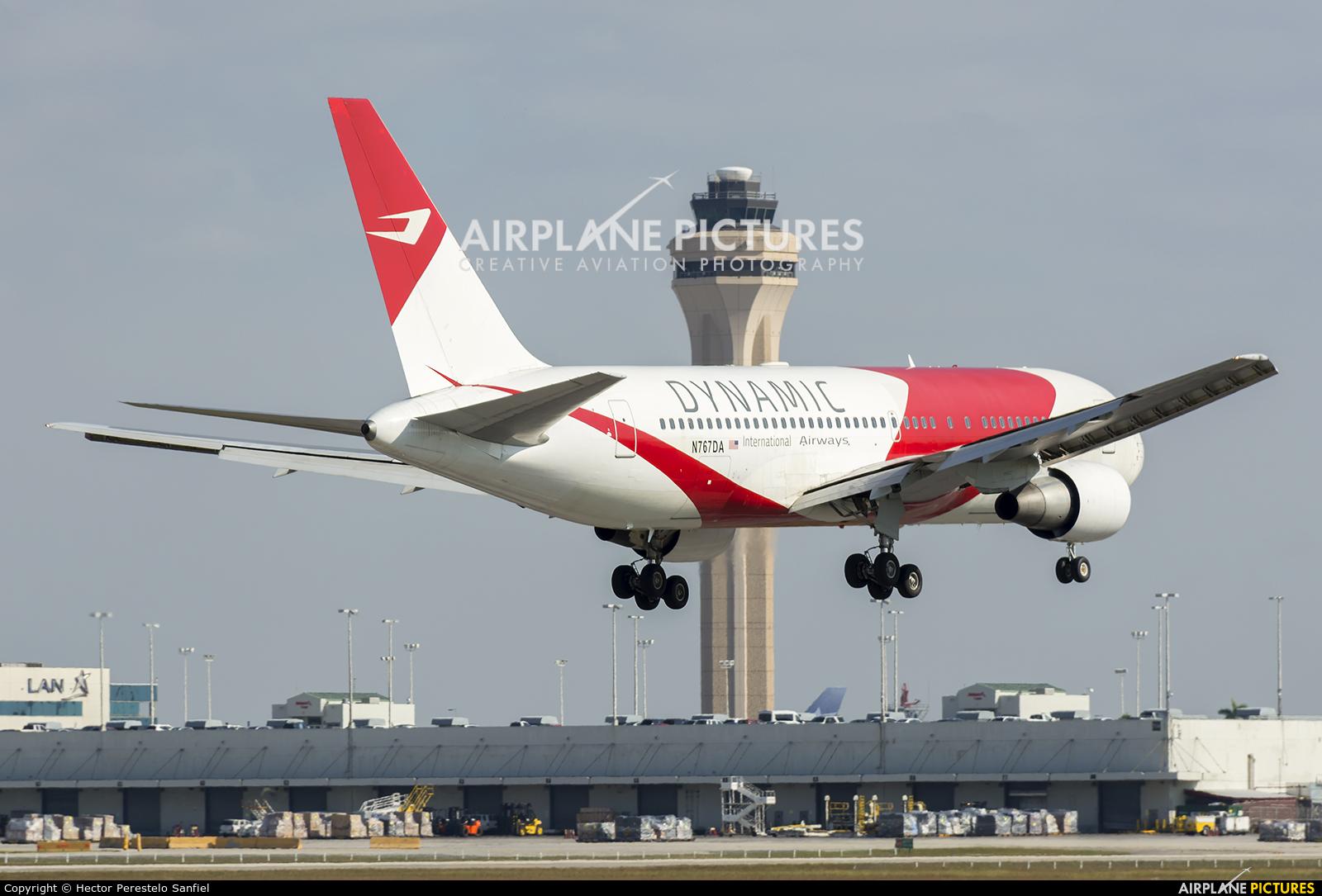 Dynamic Airways N767DA aircraft at Miami Intl