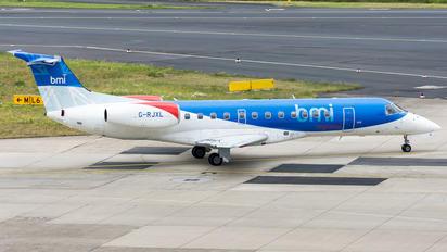G-RJXL - BMI Regional Embraer ERJ-135