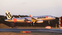 JA20JJ - Jetstar Japan Airbus A320 aircraft