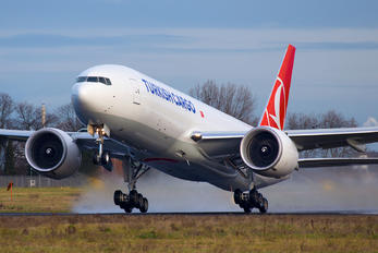 TC-LJL - Turkish Cargo Boeing 777F