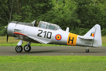 N4109C - Private North American Harvard/Texan (AT-6, 16, SNJ series)