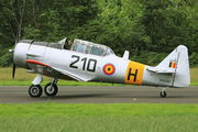 N4109C - Private North American Harvard/Texan (AT-6, 16, SNJ series) aircraft