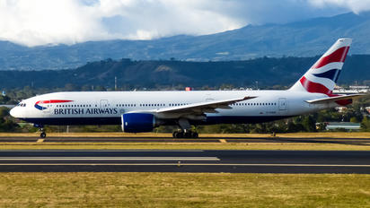 G_YMMD - British Airways Boeing 777-200ER