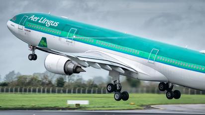 EI-EAV - Aer Lingus Airbus A330-300