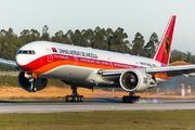 D2-TEI - TAAG - Angola Airlines Boeing 777-300ER aircraft