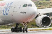 EC-JQG - Air Europa Airbus A330-200 aircraft