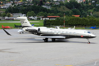 M-USIK - OS Aviation Limited Gulfstream Aerospace G650, G650ER