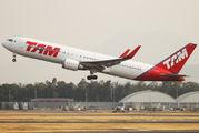 PT-MOB - TAM Boeing 767-300ER aircraft