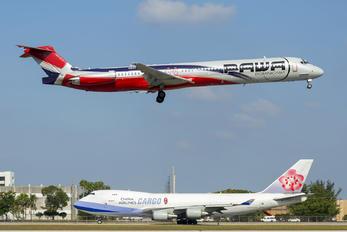 HI990 - PAWA Dominicana McDonnell Douglas MD-83