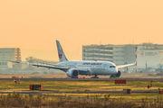 JA821J - JAL - Japan Airlines Boeing 787-8 Dreamliner aircraft