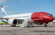 LN-LND - Norwegian Air Shuttle Boeing 787-8 Dreamliner aircraft