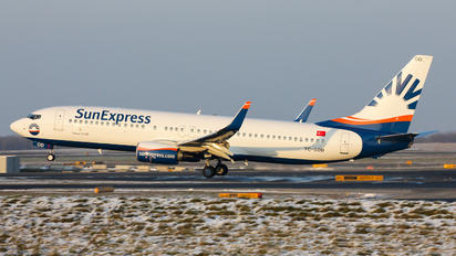 TC-SOD - SunExpress Boeing 737-800