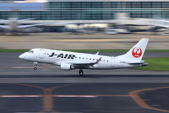 JA220J - J-Air Embraer ERJ-170 (170-100)