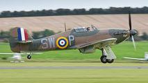 G-HITT - Flying Legends Hawker Hurricane Mk.I (all models) aircraft