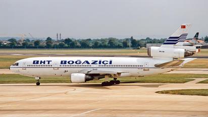 TC-JAY - BHT Bogazici McDonnell Douglas DC-10