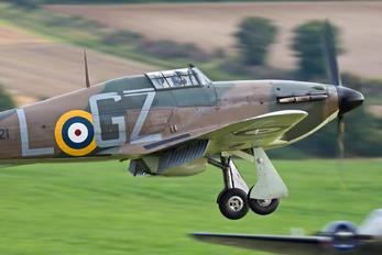 G-CHTK - Private Hawker Hurricane Mk.I (all models)