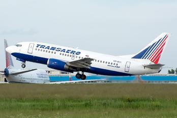 VP-BYI - Transaero Airlines Boeing 737-500