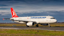 TC-JPM - Turkish Airlines Airbus A320 aircraft