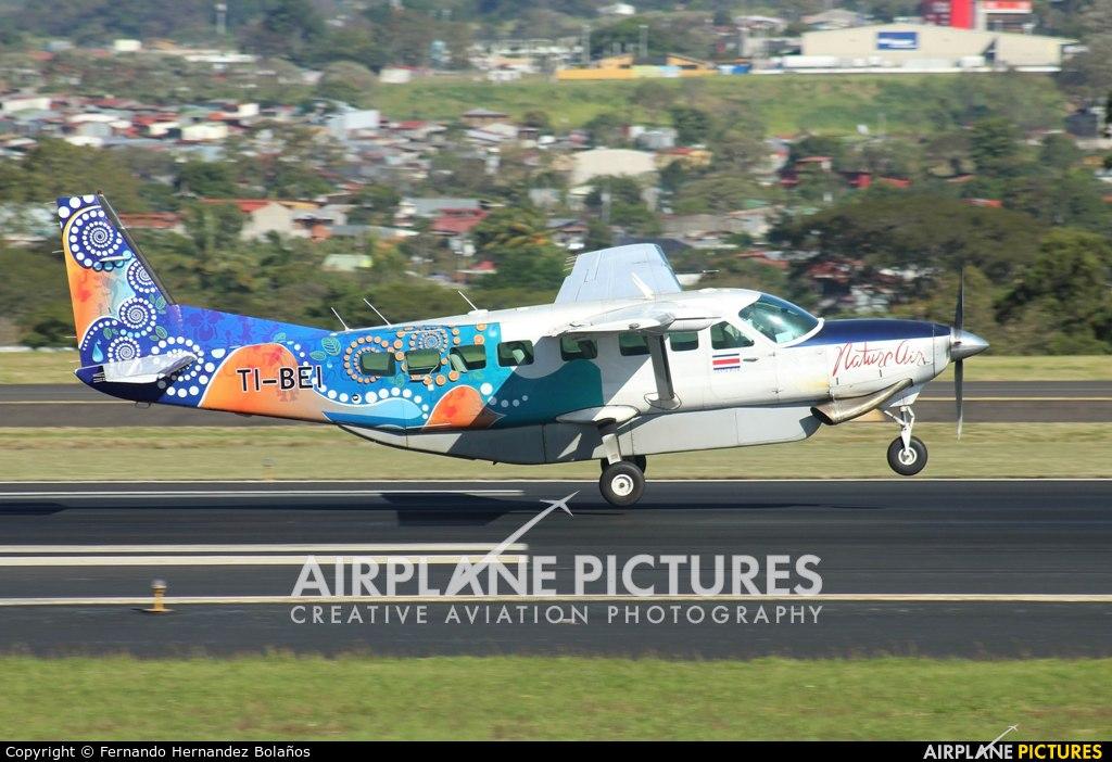 Nature Air TI-BEI aircraft at San Jose - Juan Santamaría Intl