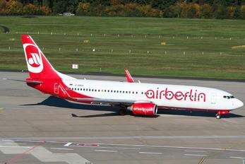D-ABKA - Air Berlin Boeing 737-800