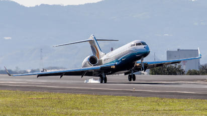 N117TF - Private Bombardier BD-700 Global 6000