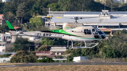 TI-BHO - Private Aerospatiale AS350 Ecureuil / Squirrel