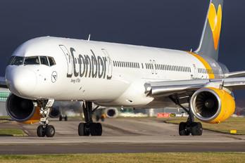 G-JMAB - Condor Boeing 757-300