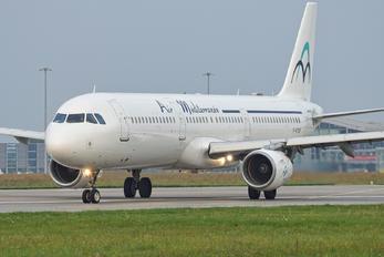 F-GYAP - Air Mediterranee Airbus A321