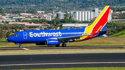 N7708E - Southwest Airlines Boeing 737-700