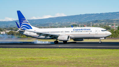 HP-1729CMP - Copa Airlines Boeing 737-800