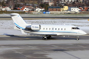 T7-EAA - Jet Airlines Bombardier CL-600-2B16 Challenger 604