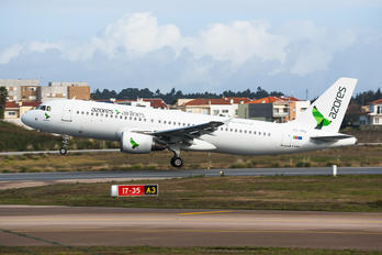 CS.TKO - SATA Air Açores Airbus A320