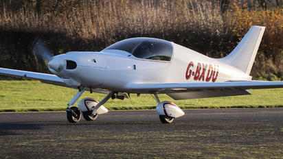 G-BXDU - Private Aero Designs Pulsar XP