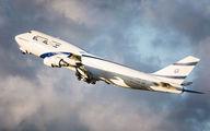 4X-ELD - El Al Israel Airlines Boeing 747-400 aircraft