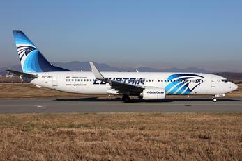 SU-GEI - Egyptair Boeing 737-800