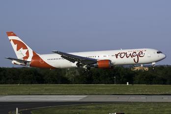 C-GHLA - Air Canada Rouge Boeing 767-300ER