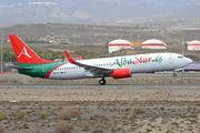OM-NAS - AlbaStar Boeing 737-86J aircraft