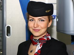 SP-LRD - - Aviation Glamour - Aviation Glamour - Flight Attendant