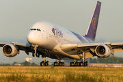 HS-TUF - Thai Airways Airbus A380 aircraft