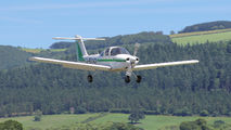 G-BYMD - Private Piper PA-38 Tomahawk aircraft