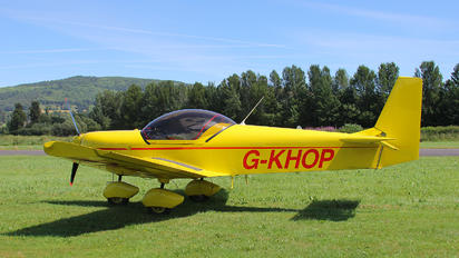 G-KHOP - Private Zenith - Zenair CH 601 Zodiac