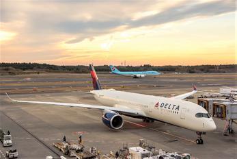 N520DN - Delta Air Lines Airbus A350-900