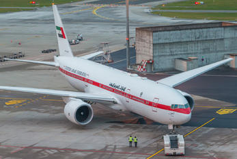 A6-ALN - United Arab Emirates - Government Boeing 777-200ER