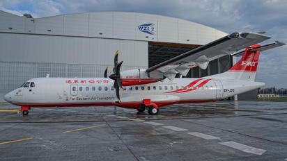 OY-JZG - Far Eastern Air Transport ATR 72 (all models)