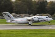 EI-RJT - CityJet British Aerospace BAe 146-200/Avro RJ85 aircraft