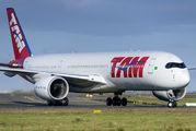 PR-XTB - TAM Airbus A350-900 aircraft