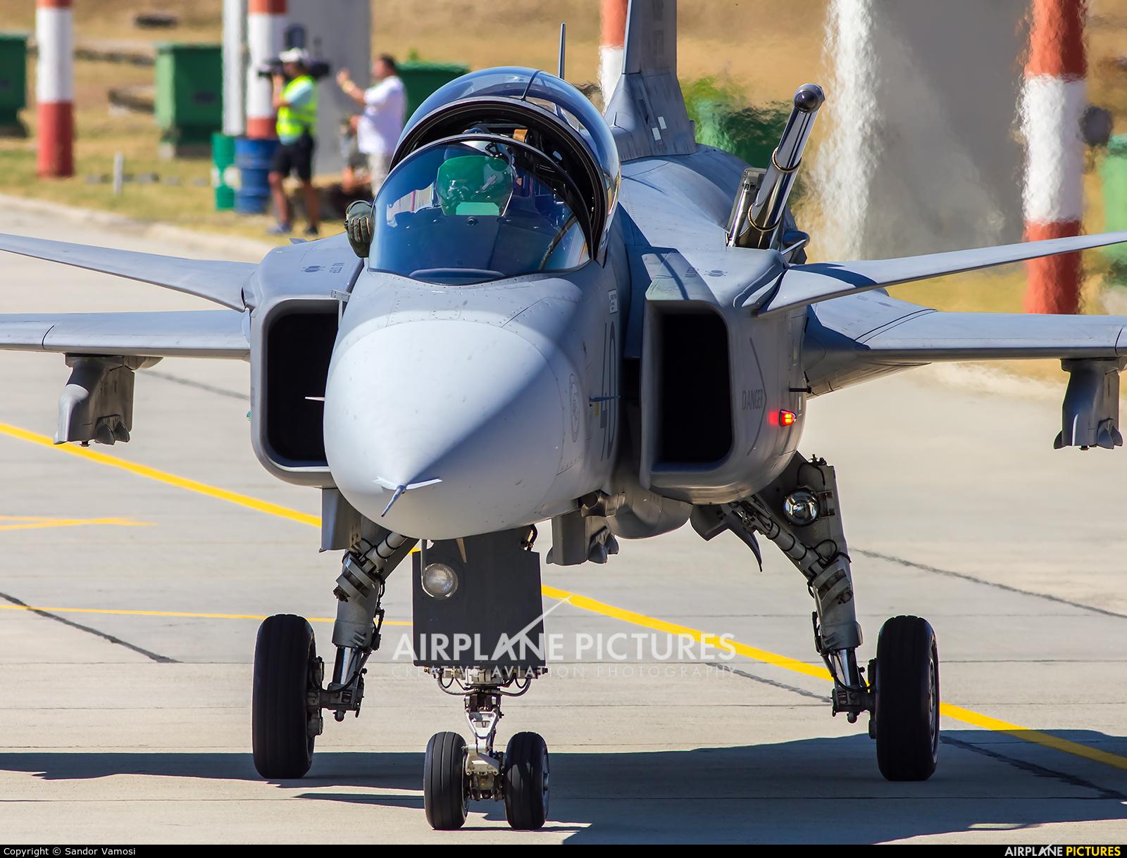Hungary - Air Force 40 aircraft at Kecskemét